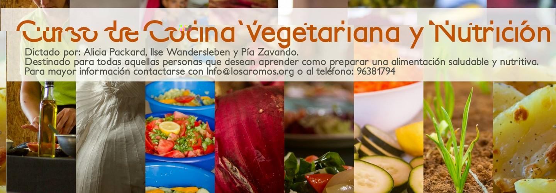 Curso de Cocina Vegetariana – Octubre 2014