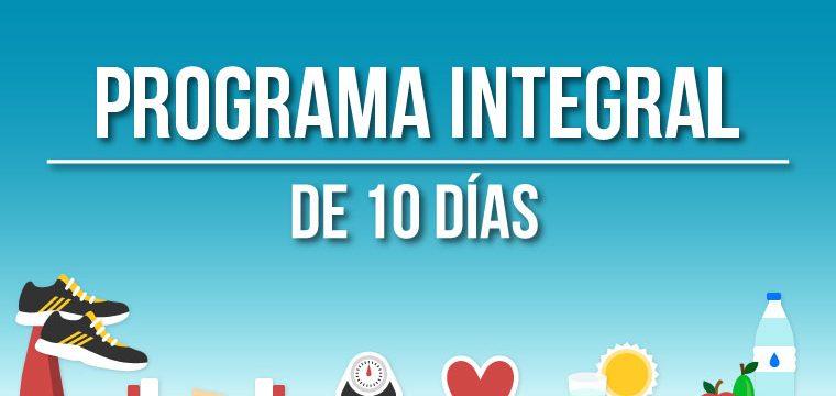 Programa Integral de 10 días